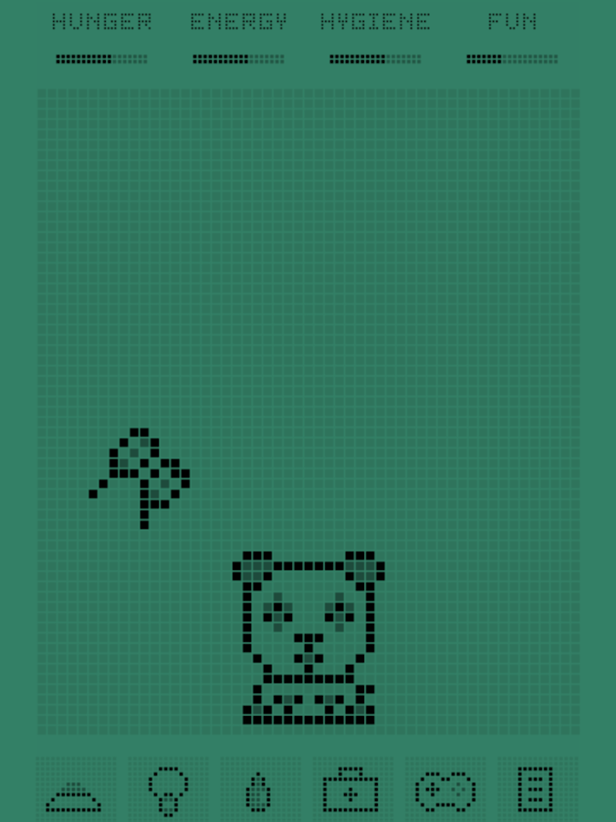 Wildagotchi: Virtual Pet - screenshot