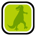 Dinosaur Flash Cards logo