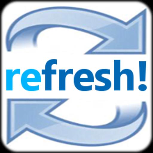 Process Refresh & Cache Clear LOGO-APP點子