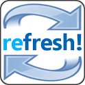 Process Refresh & Cache Clear icon