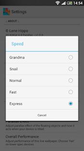 玩個人化App|KitKat 4.4 Parallax LWP免費|APP試玩