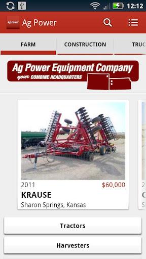 Ag Power Equipment Co