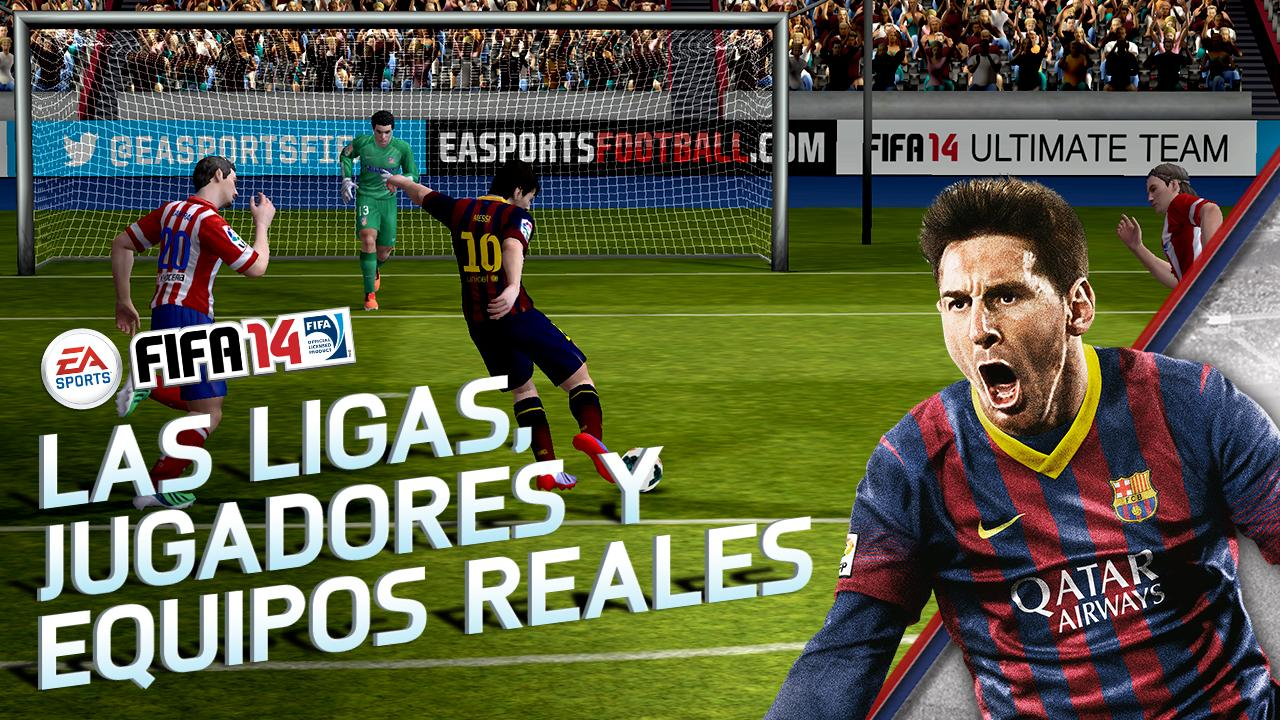 FIFA 14, de EA SPORTS™ - screenshot