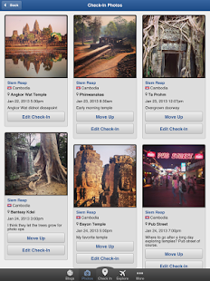 Jauntlet Travel Blog & Map - screenshot thumbnail
