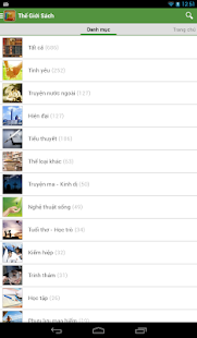 Thế Giới Sách - Books World - screenshot thumbnail