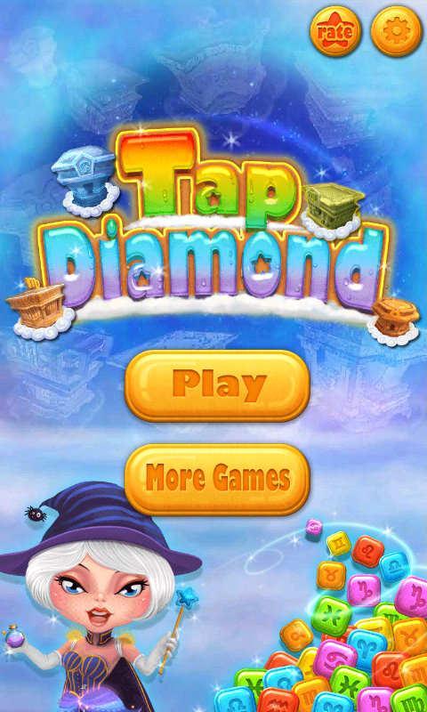 Tap Diamond - screenshot