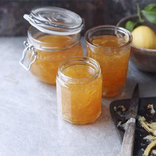 Lemon Marmalade.