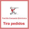 Comanda eletrônica garçom mesa icon