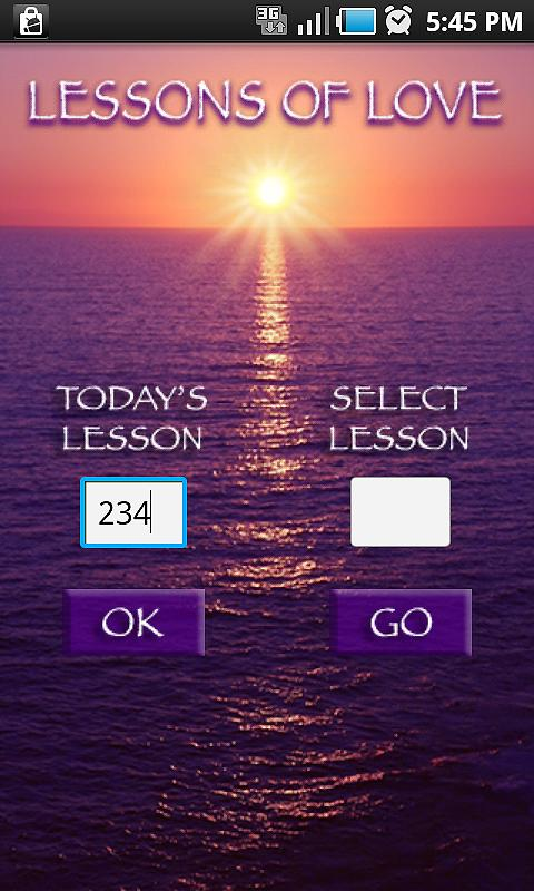 ACIM Text & Lessons- screenshot