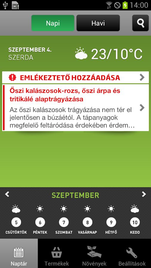 Genezis 365- screenshot