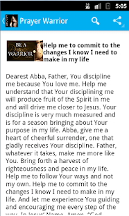 Prayer of the Day-Daily Prayer- screenshot thumbnail