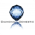 Diamond Domestic Cleaning logo