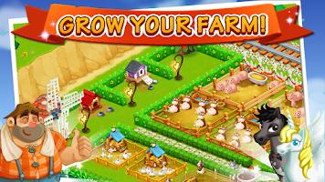 Screenshot of Happy Farm:Candy Day