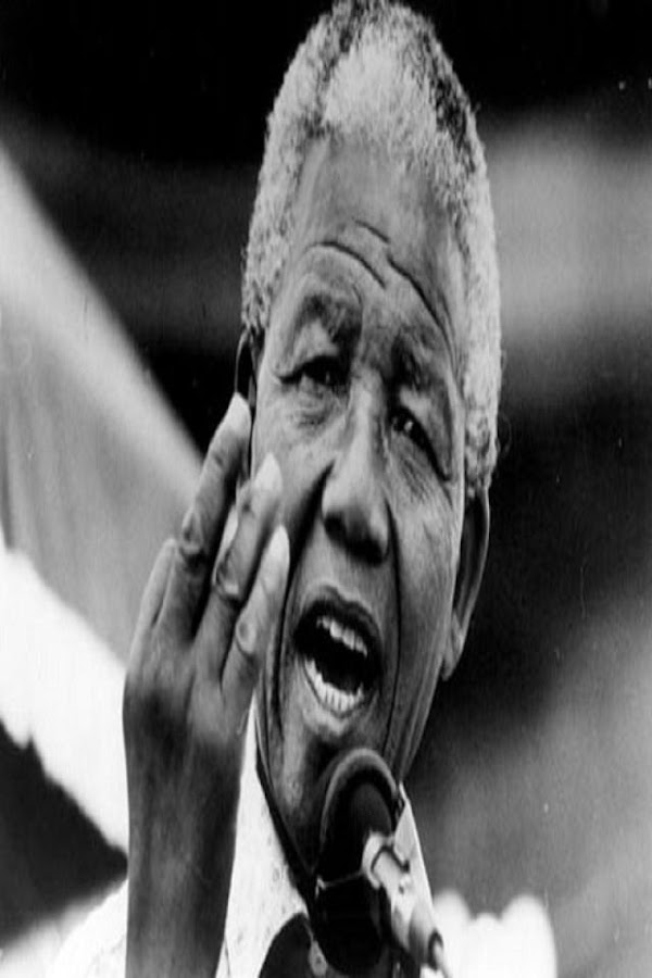 Nelson Mandela - screenshot