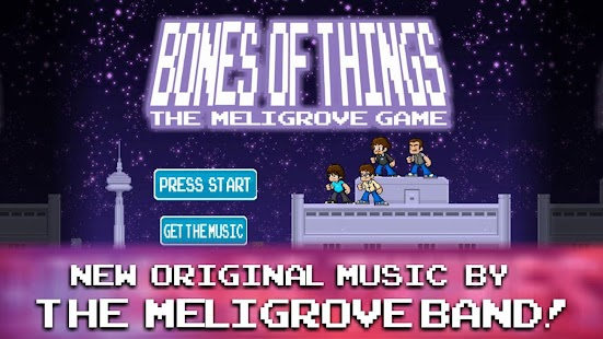 Meligrove Band Bones of Things- screenshot thumbnail
