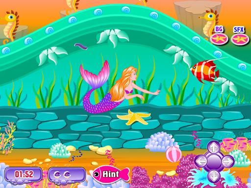 美人鱼的故事接吻游戏