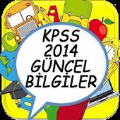 KPSS 2014 GÜNCEL BİLGİLER FULL