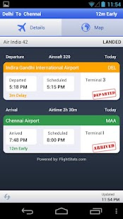 Real Time Flight Tracker & Airport Delays from FlightView