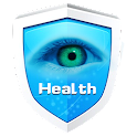 Blue Light Filter to Care Eye icon