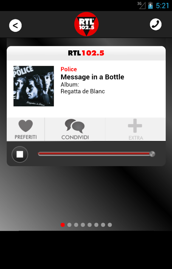 RTL 102.5 - screenshot