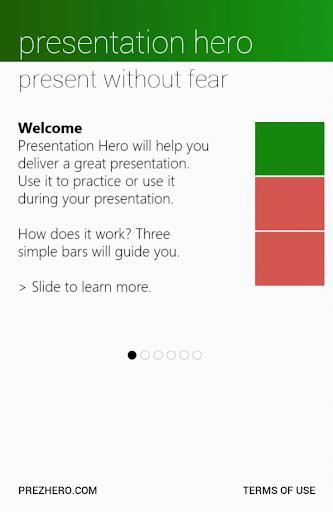 Presentation Hero