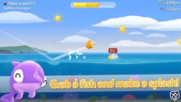 Screenshot of Fish Out Of Water!