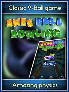 Skee Ball Bowling