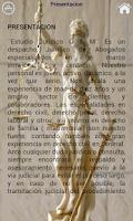 Screenshot of Abogado Paraguay - CDE