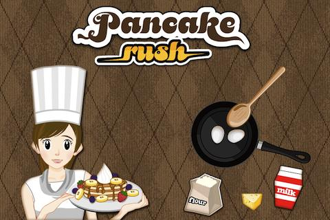 Pancake Rush - screenshot