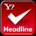 Yahoo!ヘッドライン logo