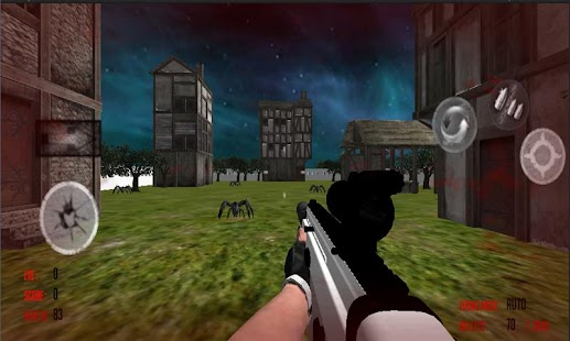 Kamil : The Zombie Hunter - screenshot thumbnail