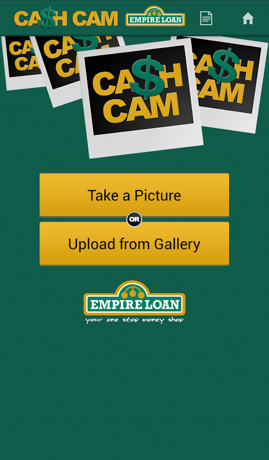 Cash Cam by Empire Loan- screenshot