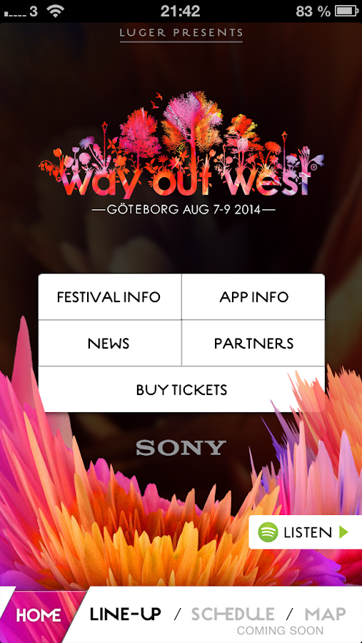 Way Out West - screenshot