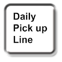 Daily pick up lines icon