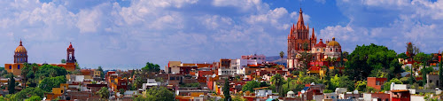 best city in the world 2 by John Kolenberg - Buildings & Architecture Public & Historical ( mexico, buildings, colonial, architecture, historic, city, panorama, panoramic, stitching, landscape, indoor, outdoor, challenge, competiton,  )