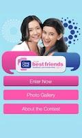 Screenshot of Clean & Clear Best Friends