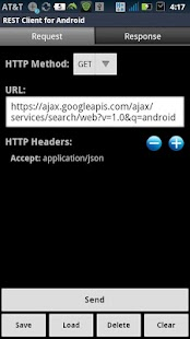 REST Client for Android
