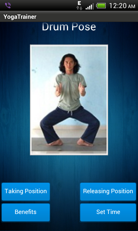 Yoga Trainer Free - screenshot