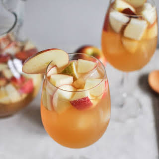 Apple Cider Sangria.