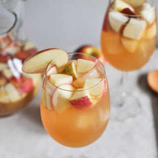Apple Cider Sangria Recipes.