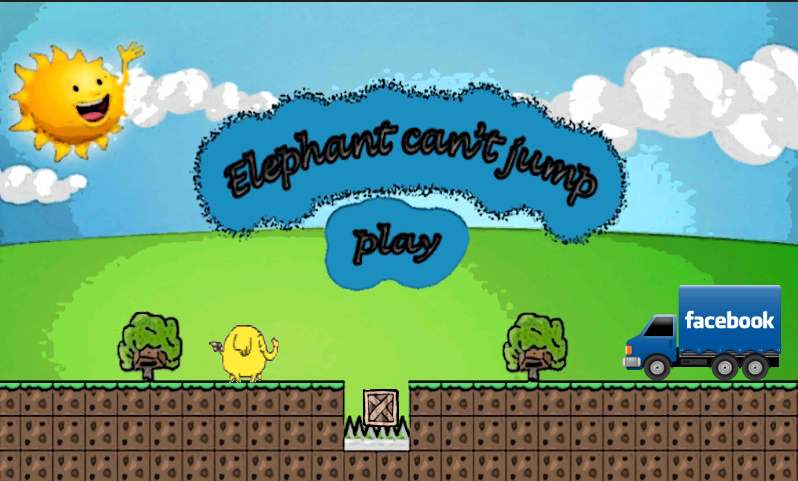 Elephant Can't Jump- screenshot