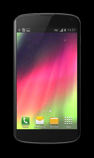 Aurora Free Video Wallpaper