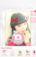 Screenshot of KawaiiCam*, Cute PhotoEditor