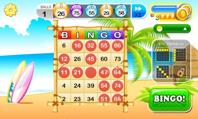 bingo games to play offline