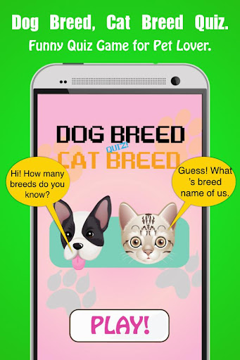 玩解謎App|Dog Breed, Cat Breed Quiz免費|APP試玩