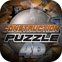 Construction Puzzle 4D icon