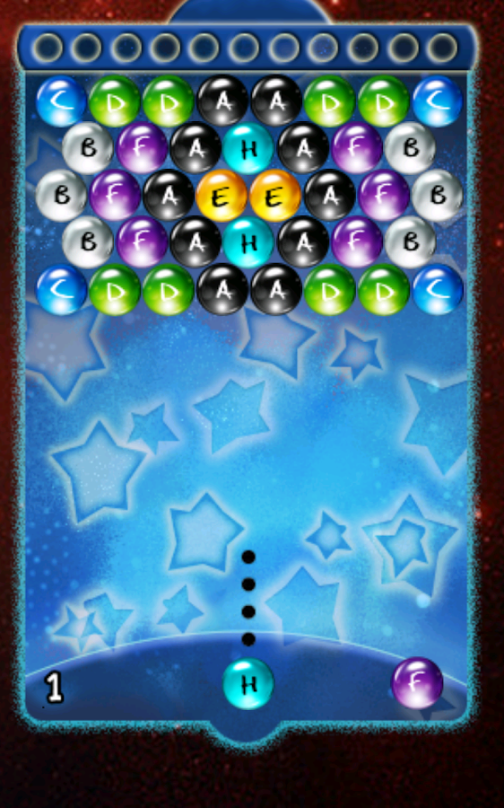 Casual Bubble Shooter - screenshot
