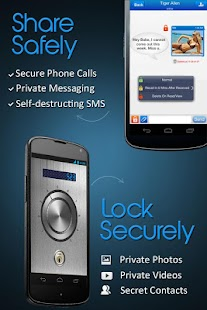 Private Messenger for Private Message & Call- screenshot thumbnail