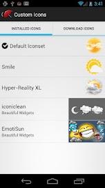 BeWeather & Widgets Pro Screenshot 6