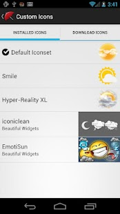 BeWeather & Widgets Pro Screenshot 6